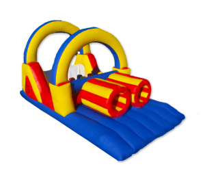 NIagara inflatables obstacle