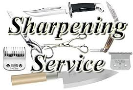sharpening service