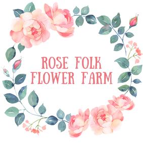 Rose Folk Logo